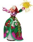 Огневушка-поскакушка под номером 15.«Блин, как солнышко, сияет. Масленица в дом пришла, много радости и счастья всем ребятам принесла». (Косая Гора), Фото: 15