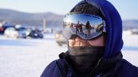 Мотороллер «Алексей Геннадьевич» из Тулы установил рекорд скорости на «Байкальской миле», Фото: 14