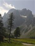 Бои шли на самых вершинах Доломитовых Альп (свыше  2500 метров над уровнем моря)., Фото: 47