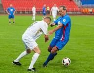 Игра легенд российского и тульского футбола, Фото: 44
