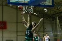 Тульские баскетболисты «Арсенала» обыграли черкесский «Эльбрус», Фото: 76