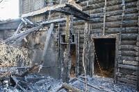 Сгоревший дом на ул. Пушкинской, Фото: 4