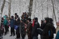 Тульские поисковики провели школьников партизанскими тропами, Фото: 35