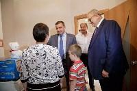 Новые квартиры в п.Дубовка Узловского района, Фото: 1