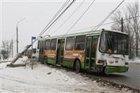 ДТП в Басово: столкнулись два рейсовых автобуса, Фото: 5