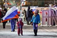 Митинг-концерт в честь годовщины присоединения Крыма к России, Фото: 56