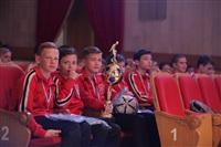 Тульская областная федерация футбола наградила отличившихся. 24 ноября 2013, Фото: 10