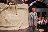 Открытие монумента и бронепоезда на Московском вокзале. 8 мая 2015 года, Фото: 44