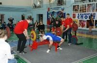 В Туле прошли чемпионат и первенство области по пауэрлифтингу, Фото: 28