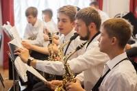 Сводный детский духовой оркестр, Фото: 23