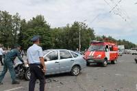 Массовое ДТП на проспекте Ленина 15 июля 2015, Фото: 13