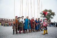 Средневековые маневры в Тульском кремле. 24 октября 2015, Фото: 98