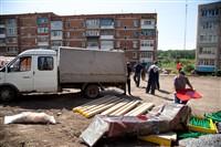 Ни одного человека мы не оставим без поддержки, - Владимир Груздев, Фото: 9