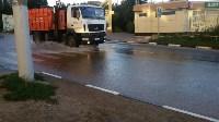Потоп возле областной больницы, Фото: 3