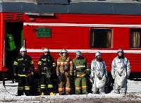 Учения МЧС на железной дороге. 18.02.2015, Фото: 44