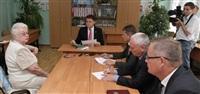 Владимир Груздев сделал тульских чиновников ближе к народу, Фото: 3