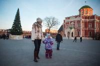 В Тульском кремле открылась новогодняя елка, Фото: 11