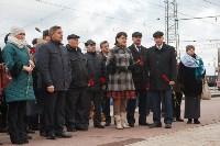 Открытие экспозиции в бронепоезде, 8.12.2015, Фото: 15