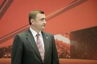 Алексей Дюмин наградил сотрудников «Тулачермета», Фото: 10