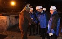 Врио губернатора Тульской области Алексей Дюмин посетил  ПАО «Тулачермет», Фото: 13