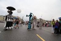 «Театральный дворик» стартовал с яркого карнавала, Фото: 5