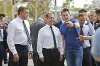 Дмитрий Медведев посетил Тулу с рабочим визитом, Фото: 1