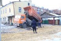 Евгений Авилов провел обход улиц Союзная и Благовещенская, Фото: 21