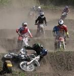Юные мотоциклисты соревновались в мотокроссе в Новомосковске, Фото: 49