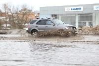 Потоп на ул. Рязанской и Восточном обводе, Фото: 20