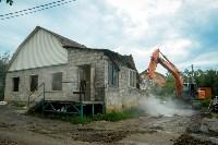 В Плеханово убирают незаконные строения, Фото: 52