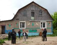 В Плеханово продолжается снос незаконных цыганских построек, Фото: 21