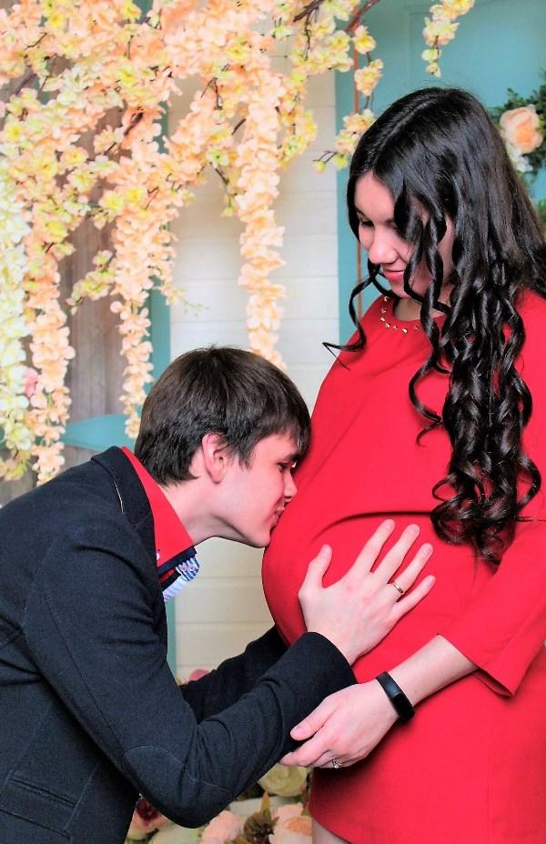 От большой любви рождается маленькое счастье...