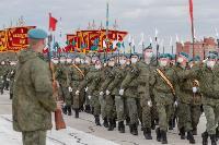 В Туле прошла первая репетиция парада Победы: фоторепортаж, Фото: 19