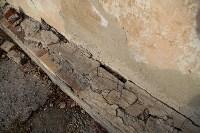 Жители Щекино: «Стены и фундамент дома в трещинах, но капремонт почему-то откладывают», Фото: 20