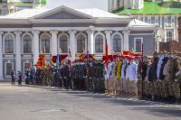 Репетиция парада Победы в Туле, Фото: 17