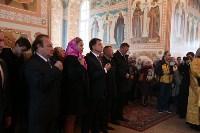 Освящение храма Дмитрия Донского в кремле, Фото: 31