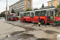 Проспект Ленина затопило, Фото: 5