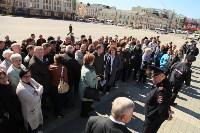"""Митинг ООО """"ЖКУ"""" г. Тулы 6 мая 2015 года, Фото: 4"""