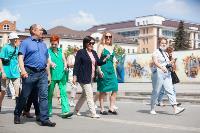 Тулу посетила советник председателя партии «Новые люди» Сардана Авксентьева, Фото: 13