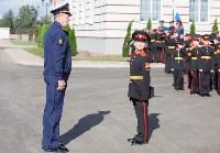 Путин в Суворовском училище, Фото: 16