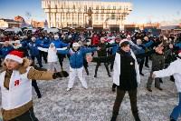 Физкультминутка на площади Ленина. 27.12.2014, Фото: 39