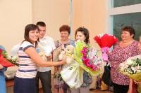День семьи, любви и верности в перинатальном центре 8.07.2015, Фото: 24