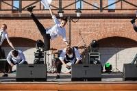 В Туле открылось новая молодежная площадка «Газон». Фоторепортаж, Фото: 47