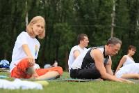 День йоги в парке 21 июня, Фото: 68