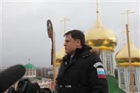 Осмотр кремля. 2 декабря 2013, Фото: 8