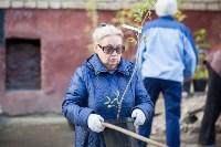 Тульская городская УК сажает деревья, Фото: 3