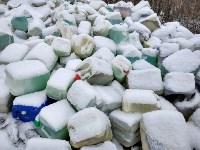 Незаконная свалка химикатов в Туле, Фото: 3