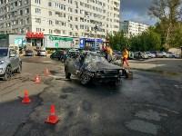Авария на ул. Максима Горького, 1Б, Фото: 7