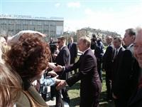 Владимир Путин отмечает день рождения, Фото: 2