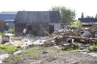 Снос цыганских домов на Косой Горе, Фото: 17